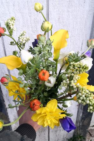 10 Week CSA Flowershare