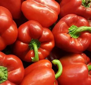 Organic Bell Pepper Red (Ripe)